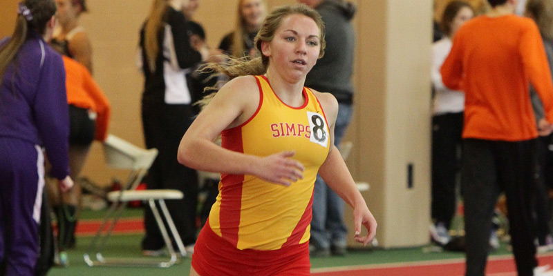 Well-rounded performance by Galbraith leads Storm women at Grinnell Invite
