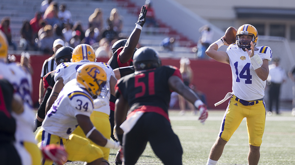 SEMO outpaces Golden Eagles