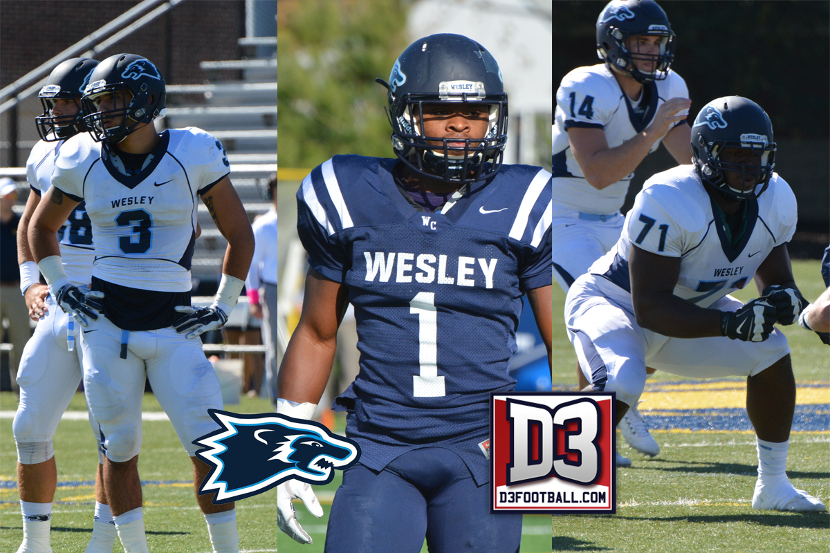 Three Wolverines Earn D3Football.com Preseason All-American Nods