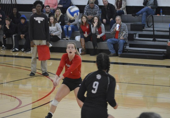 Blackburn Volleyball Drops Match to Westminster