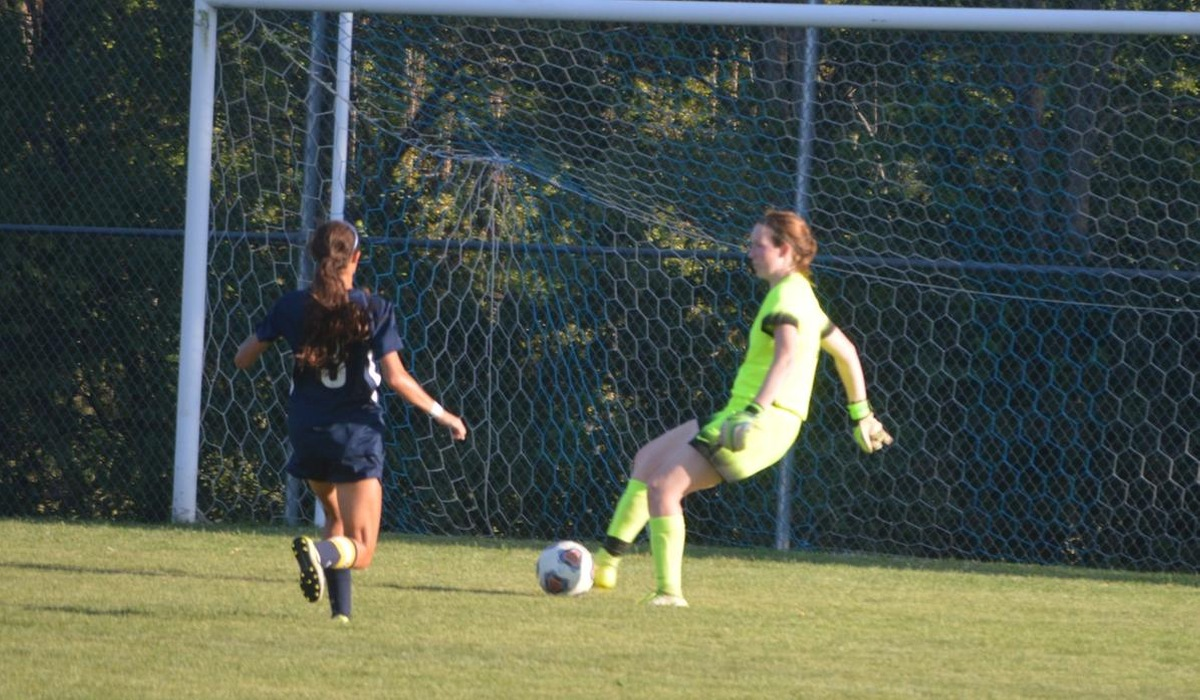 Cradick Adds Shutout, Earns SLIAC Defensive Player of the Week