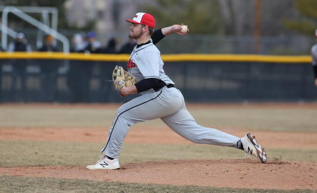 Rookies Pitch Baseball to Doubleheader Sweep
