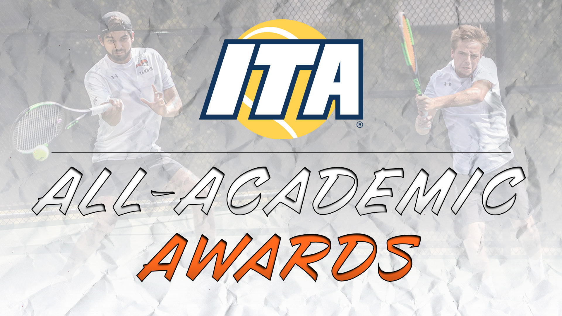 Pioneers earn ITA All-Academic Team, Scholar-Athlete honors
