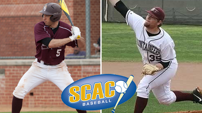 Trinity's Wolf; Schreiner's Barnett Named SCAC Baseball Players of the Week