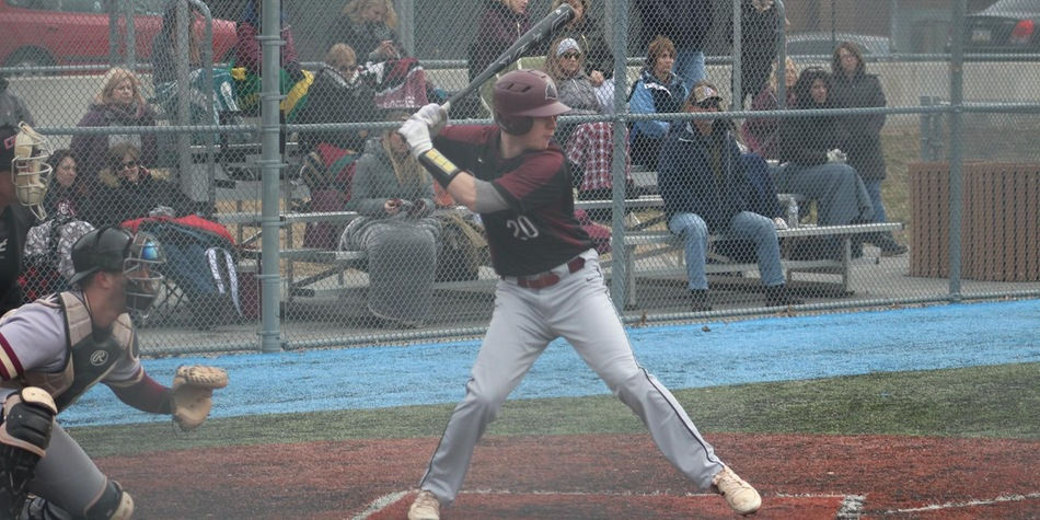 Baseball Splits Doubleheader with Regionally-Ranked Bloomsburg for First Win of 2019