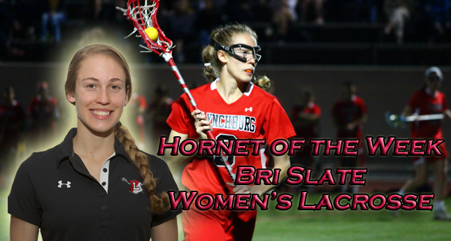 Q and A with Hornet of the Week Bri Slate