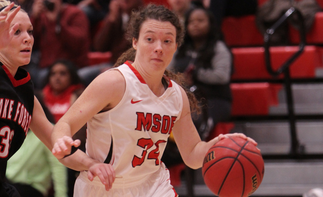 Women's Basketball Drop Road Game at WLC
