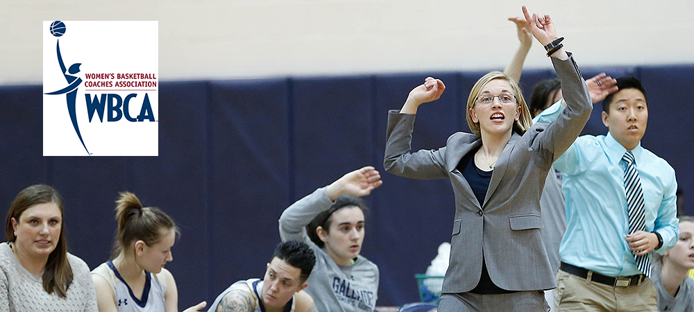 Gallaudet's Stephanie Stevens appointed to WBCA's Diversity and Inclusion Committee
