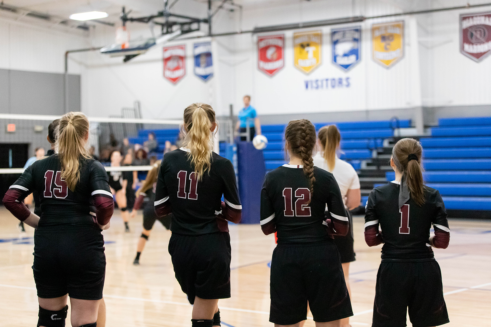 Season of Challenges Continues for Faith Volleyball