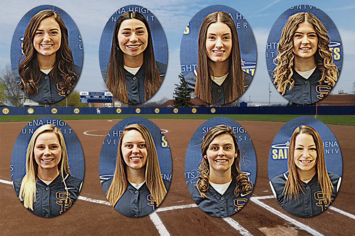 8 Saints Named Scholar Athletes, Team Honored as well