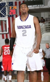 Former Gonzaga superstar, Kris Jenkins (pictured), is just one of many WCAC Boy's Basketball Alumni competing in this year's NCAA Championship Tournament.
