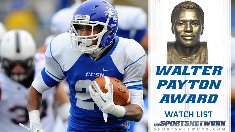Hollomon Named to Walter Payton Watch List
