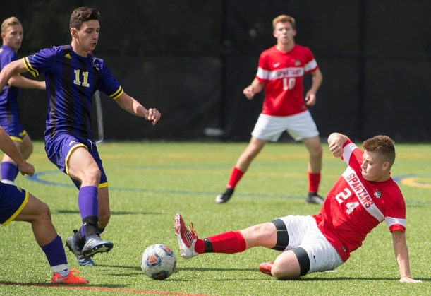 Men's Soccer Lose Out on Victory against Fredonia