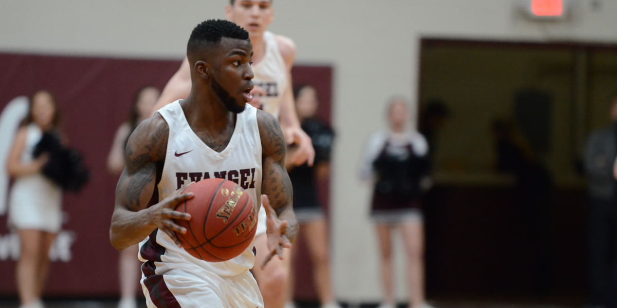 No. 11 Peru State Takes Advantage of Three Ball to Turn Back Evangel Men's Basketball