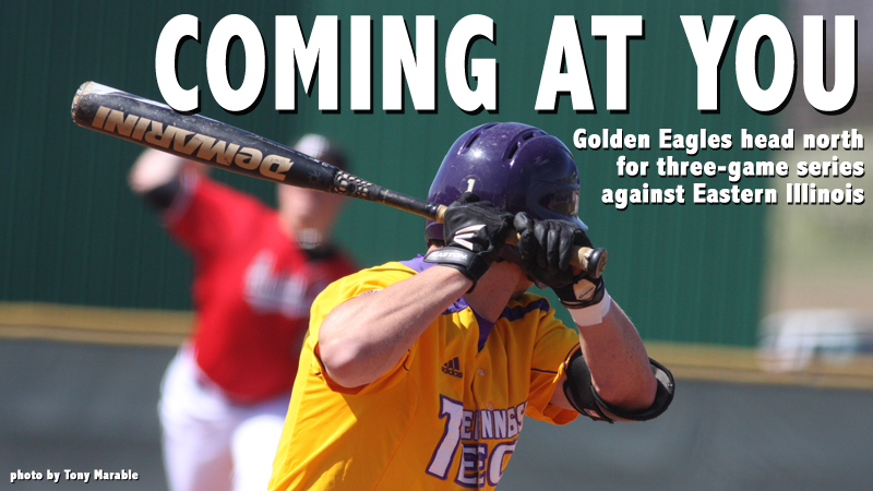 Golden Eagles back to the Land of Lincoln for three-game set at Eastern Illinois