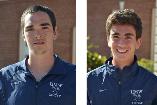 UMW Men's Cross Country Places Third at CAC Championships