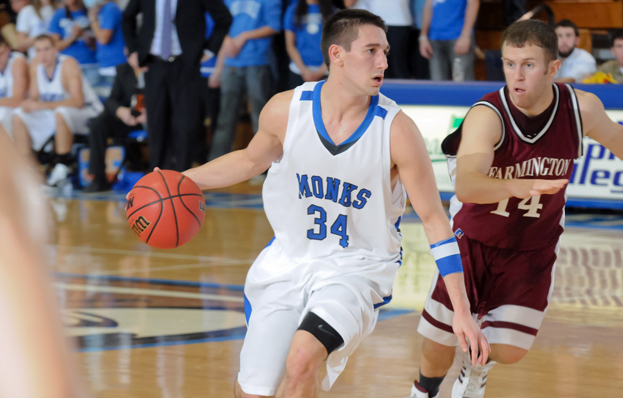 Monks Outlast Polar Bears, 70-68