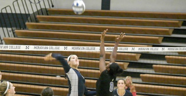 Volleyball Falls to Marymount in Championship Bracket Opener