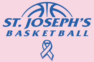 Monks' Hoopsters Participate in Pink Zone Event