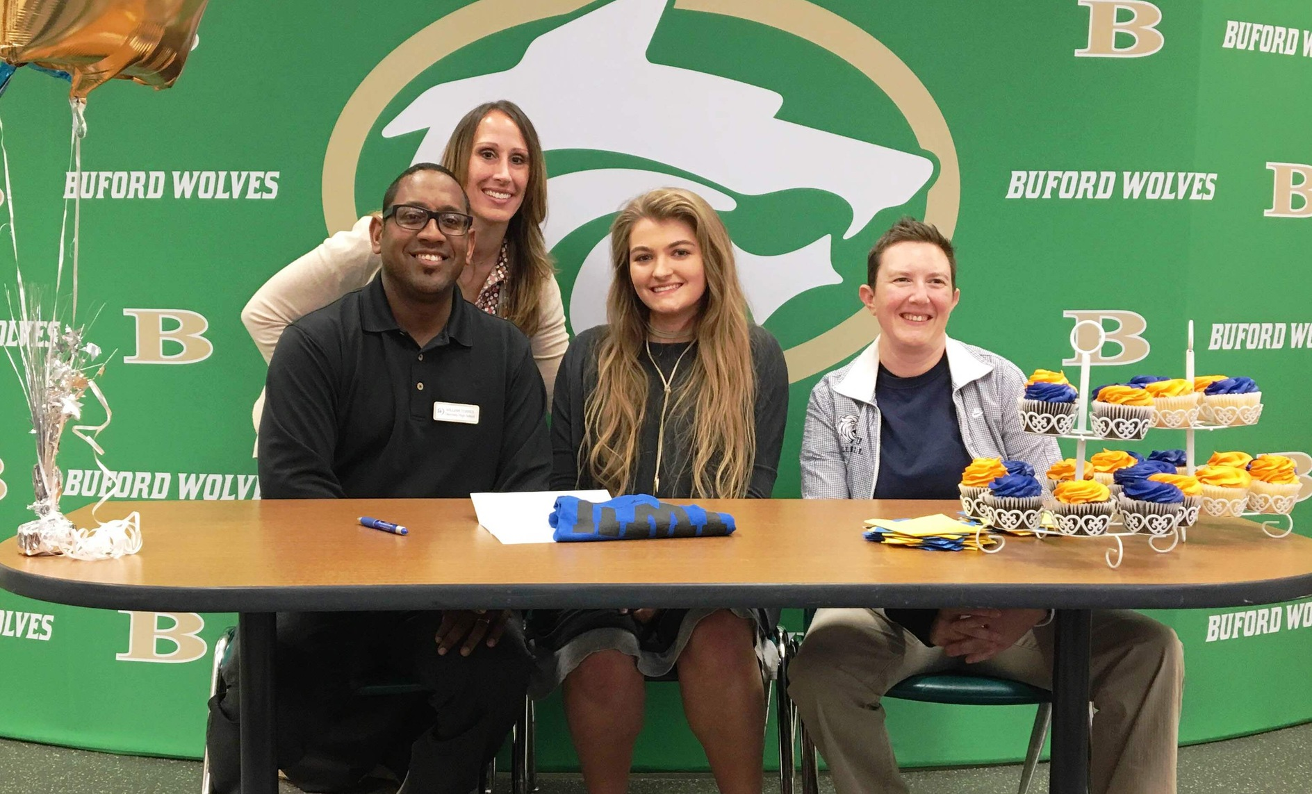 Georgia Standout Jamie Hay Signs with JWU Volleyball