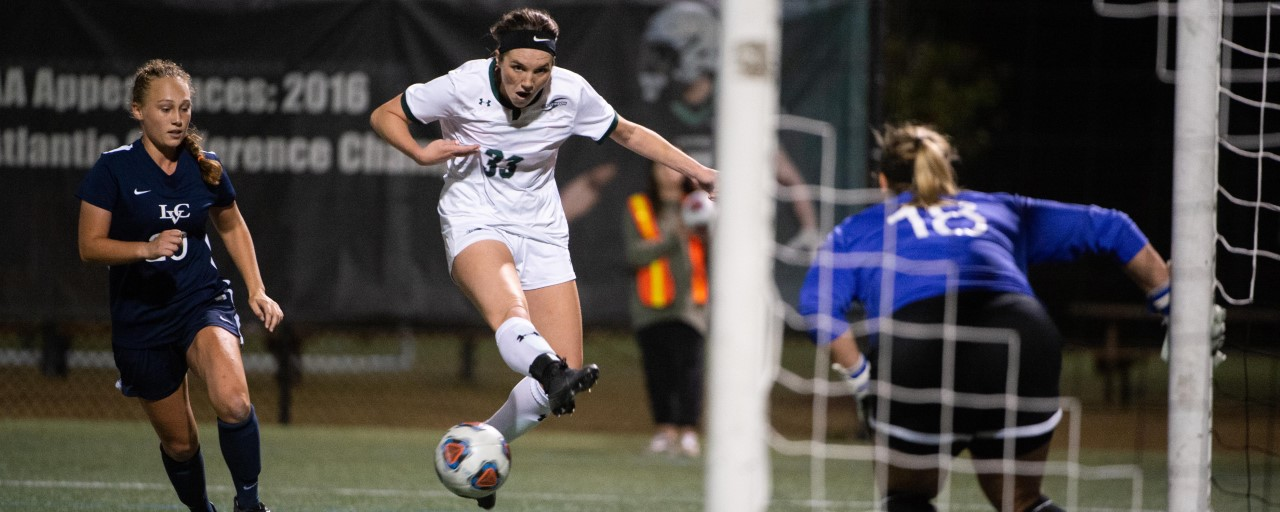 Late Goal Lifts Mustangs to Fourth Straight Victory