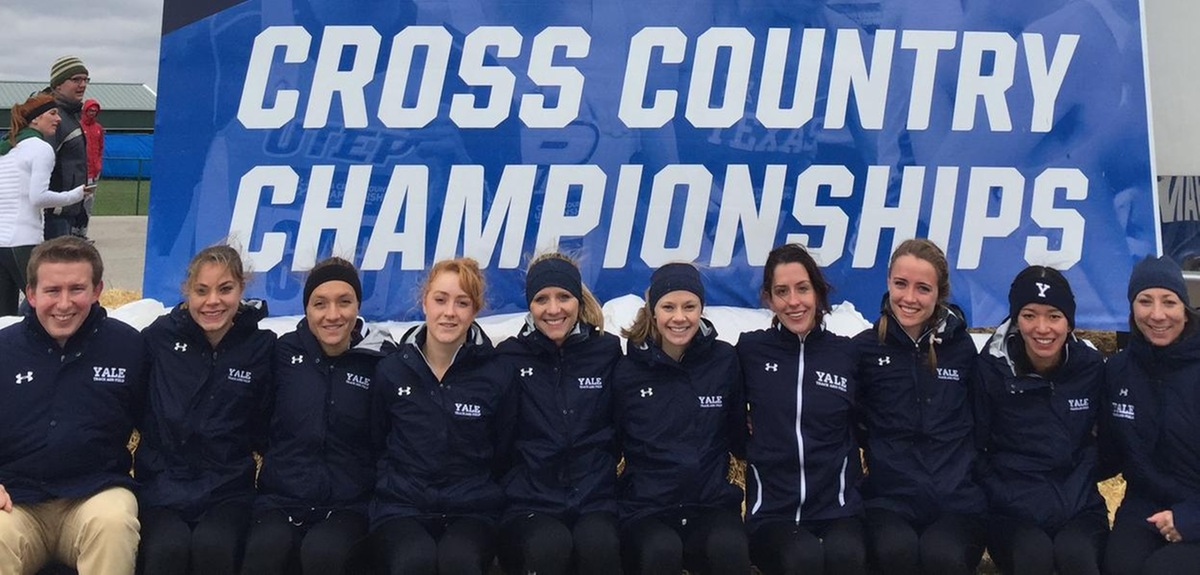 No. 26 Yale Finishes Strong at NCAA XC Nationals