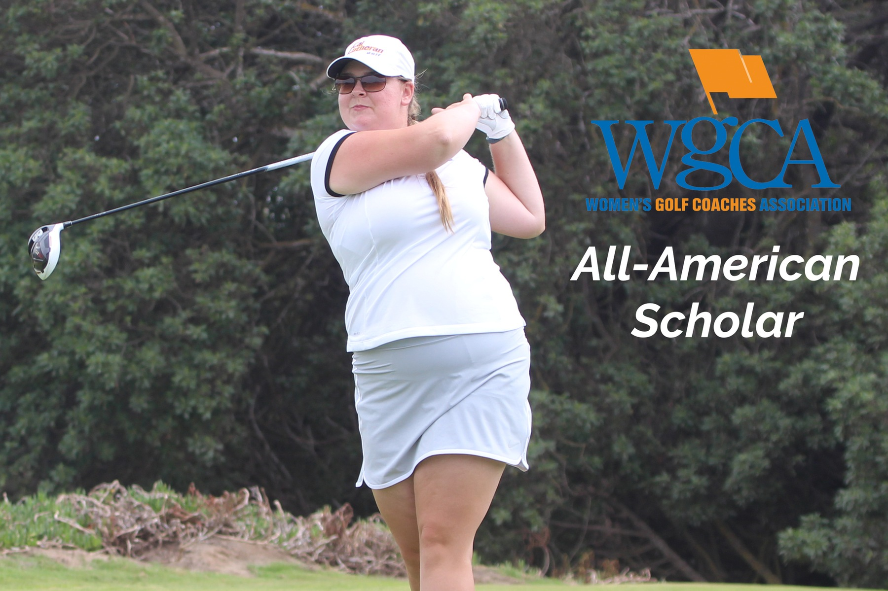 Fesler Named All-American Scholar