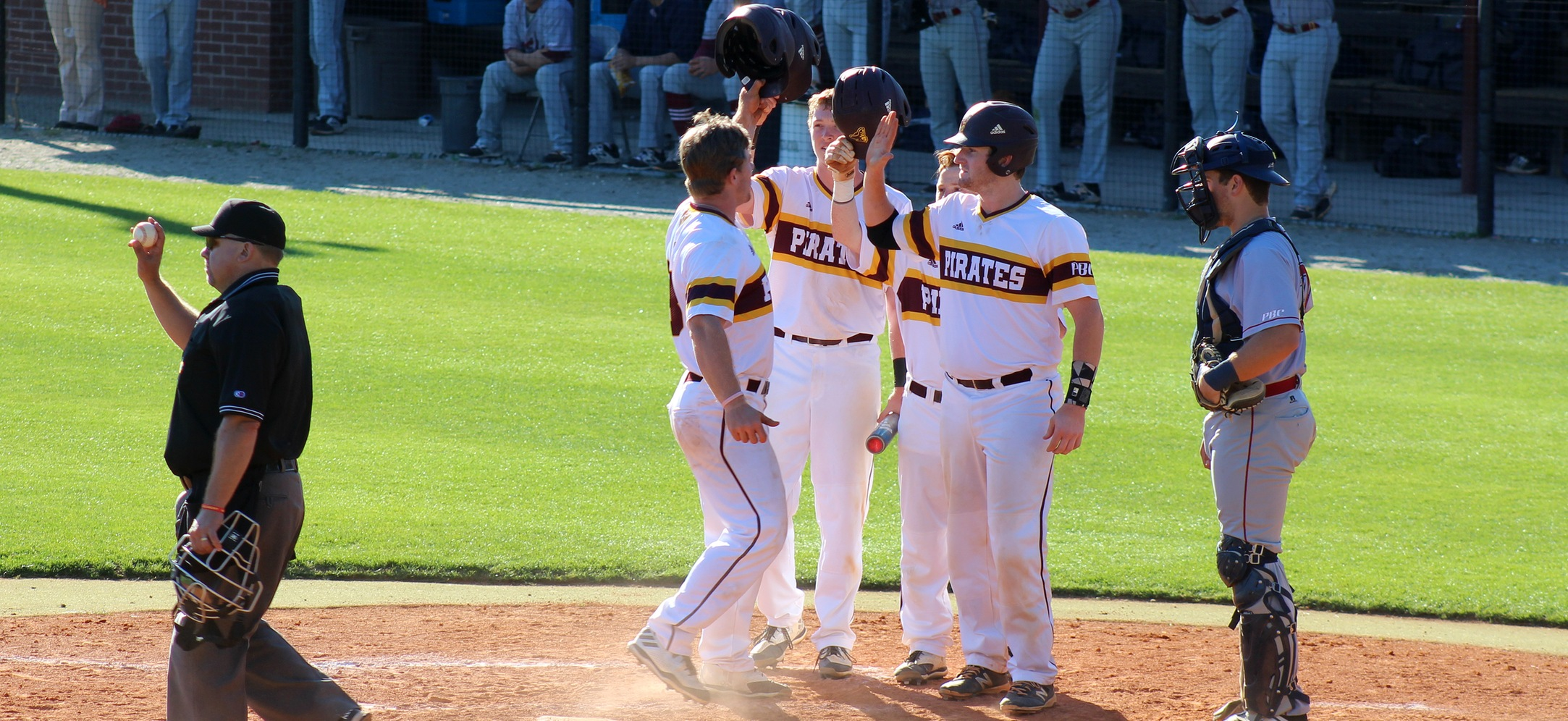 No. 9 USC Aiken Spoils Pirate Comeback, Takes Game One Of PBC Series, 9-7