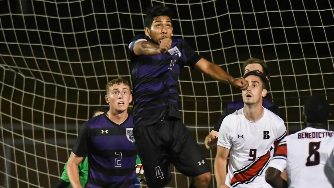 Amador Rangel scored his first goal off a corner kick to double the Bruins lead early in the second half.