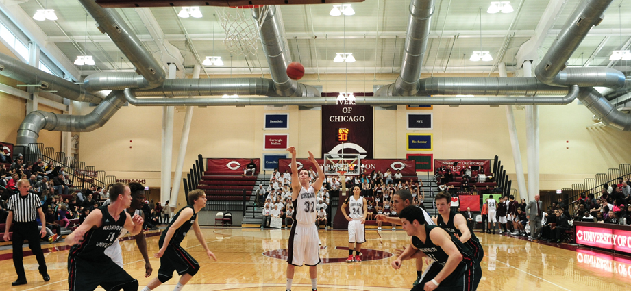 UChicago men's basketball camps scheduled for Sept. 24-25