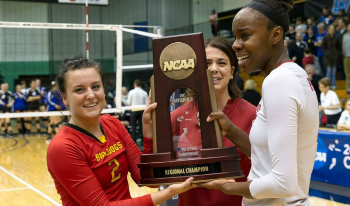 Match Times & Info Announced For NCAA-II Volleyball Elite Eight