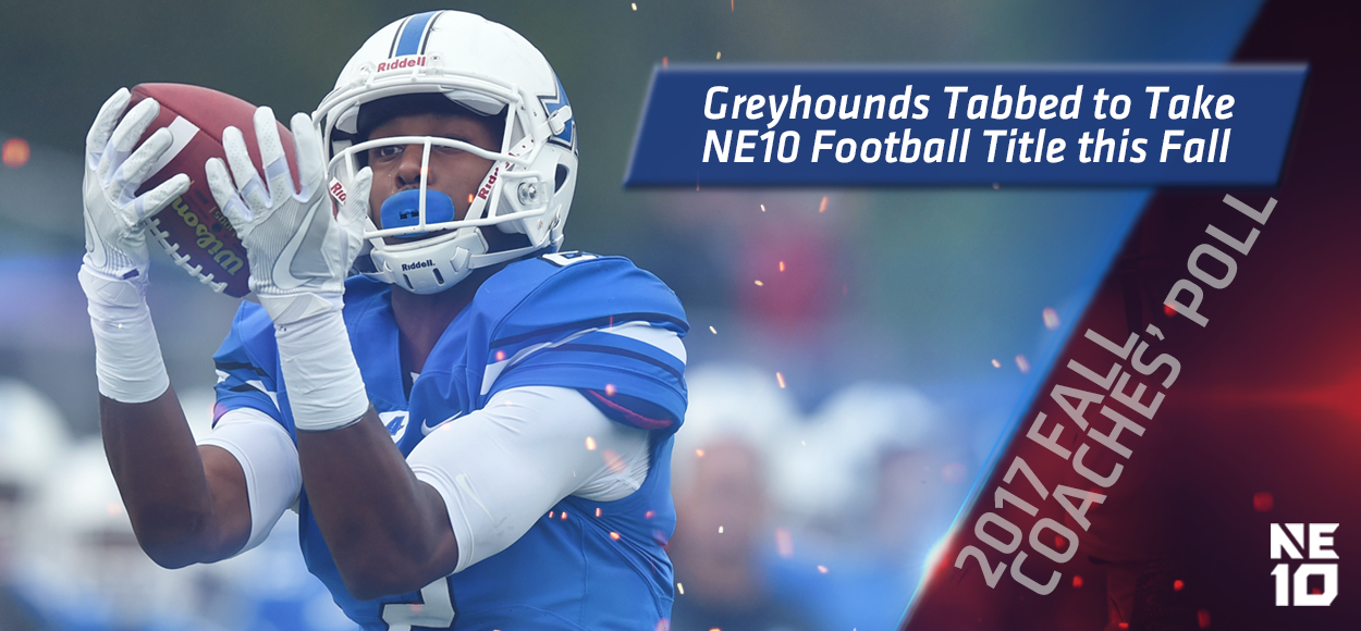 Assumption Narrowly Edges Out LIU Post in NE10 Preseason Football Coaches' Poll