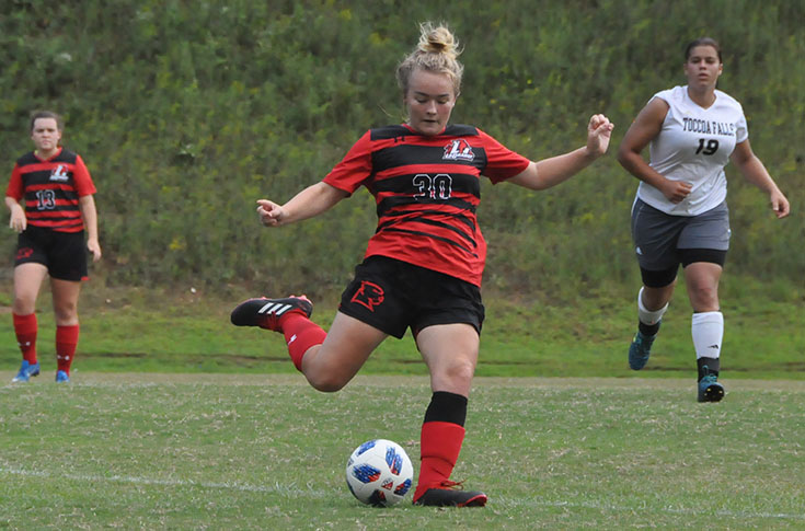 Women's Soccer: Berea uses second half rally to down Panthers 4-2