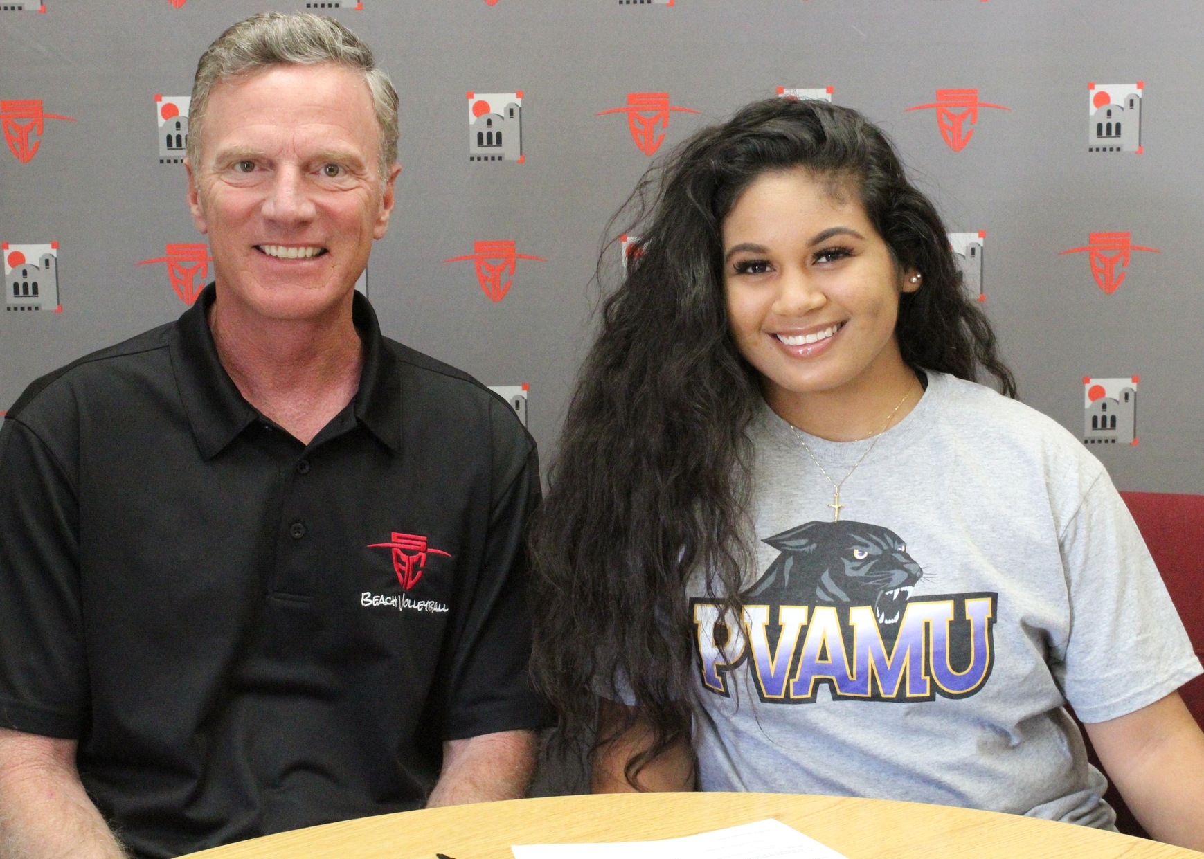 Long Chooses Prairie View A&M
