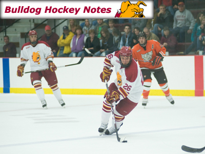 Weekly Notes Games 22-23: #20 Ferris State at Bowling Green State