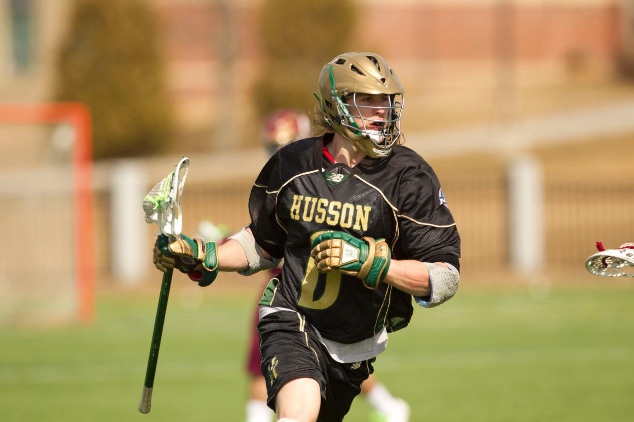 Husson Stunned on Senior Day by First Place Pilgrims