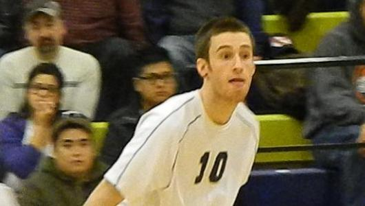 Men's Volleyball Falls To Emmanuel, 3-2