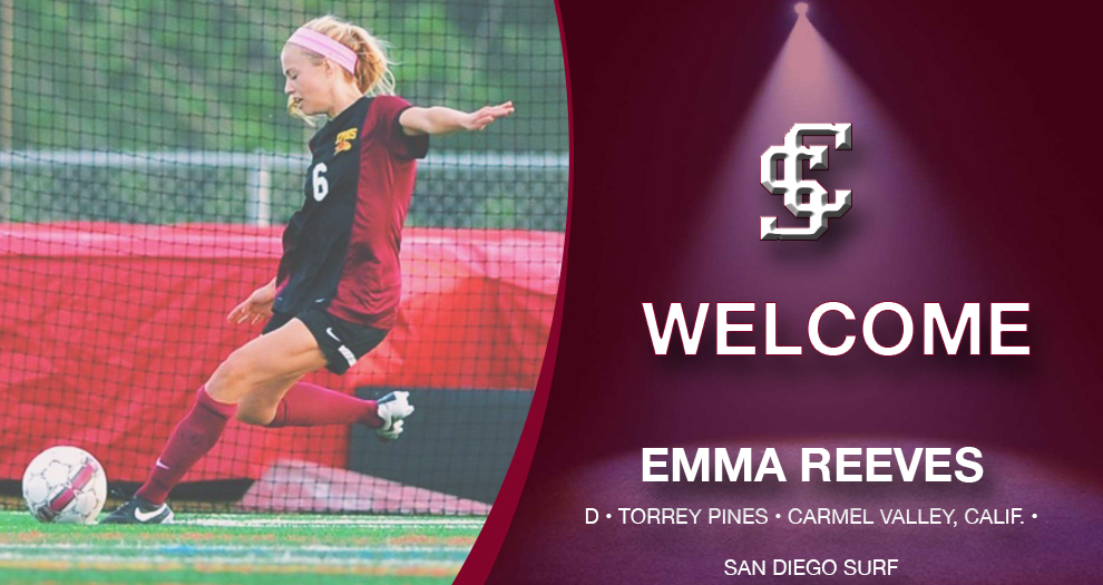 Meet the Future of Women's Soccer: Emma Reeves