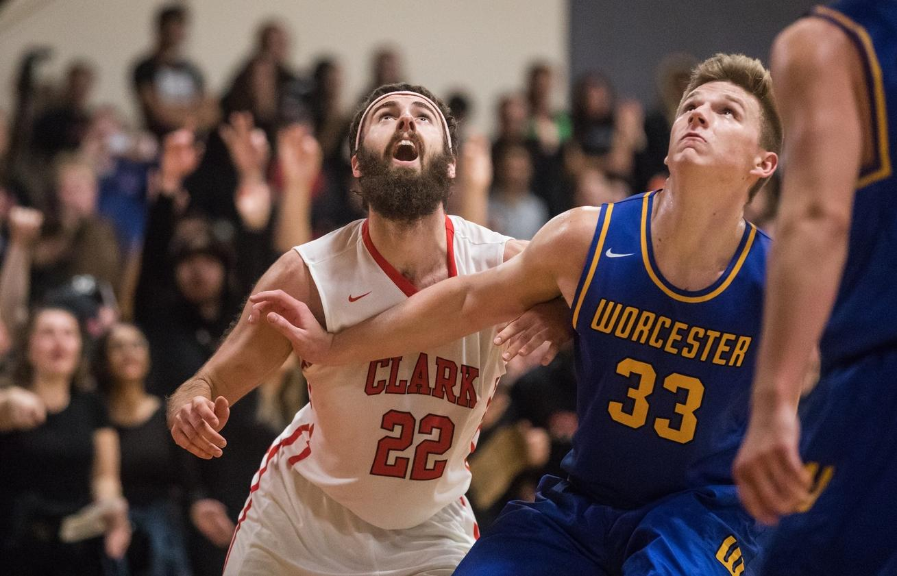 Springfield Charges to NEWMAC Victory Over Men's Basketball