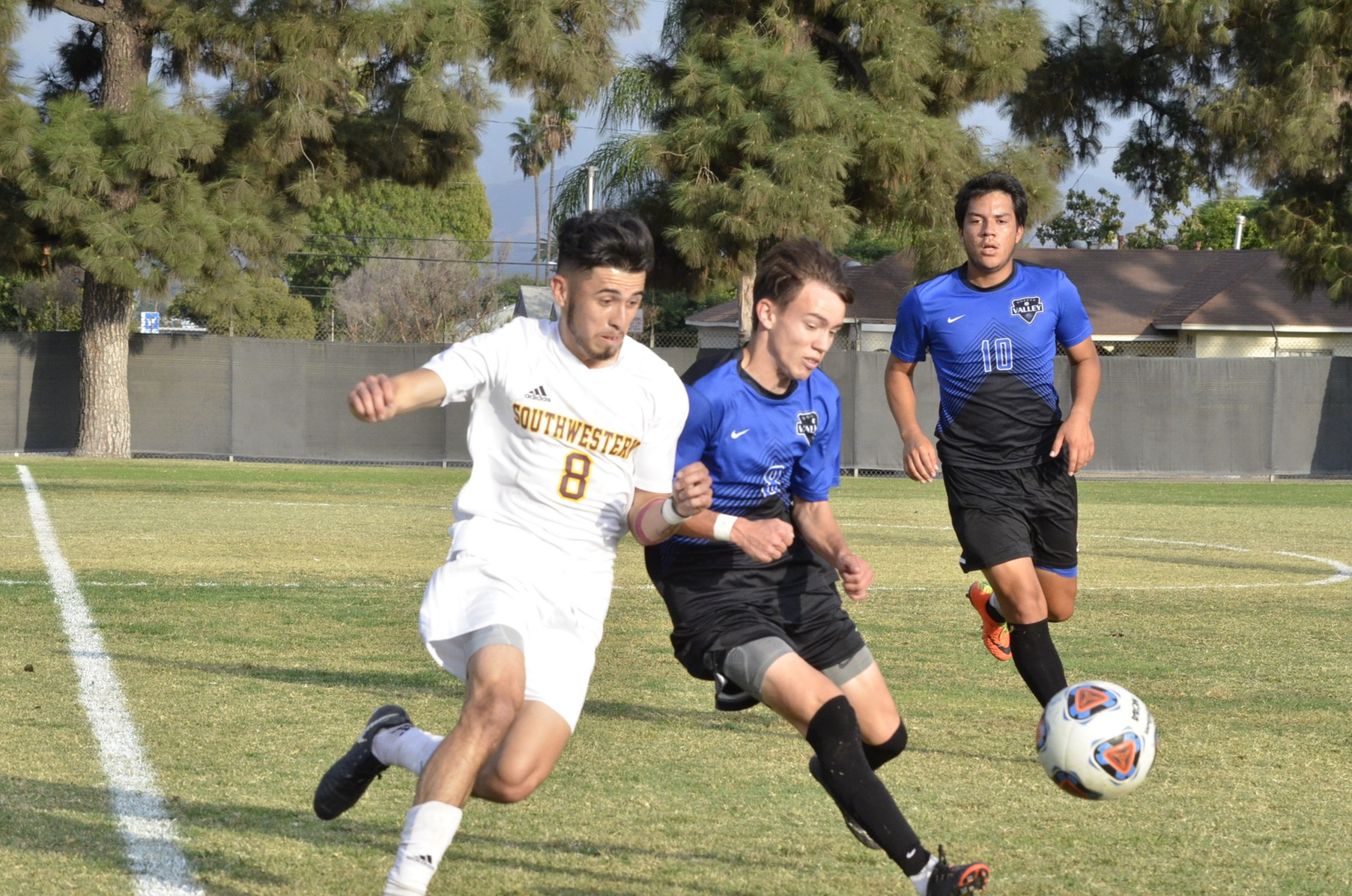 Wolverines Win Physical Battle With Southwestern