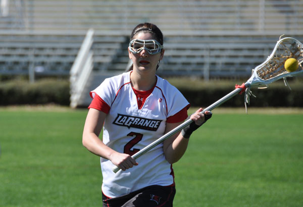 Women's Lacrosse: Panthers beat N.C. Wesleyan for first-ever win