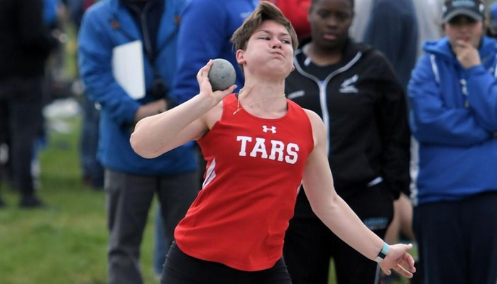 Scratch two records; new marks for Anchor Bay girls track and field