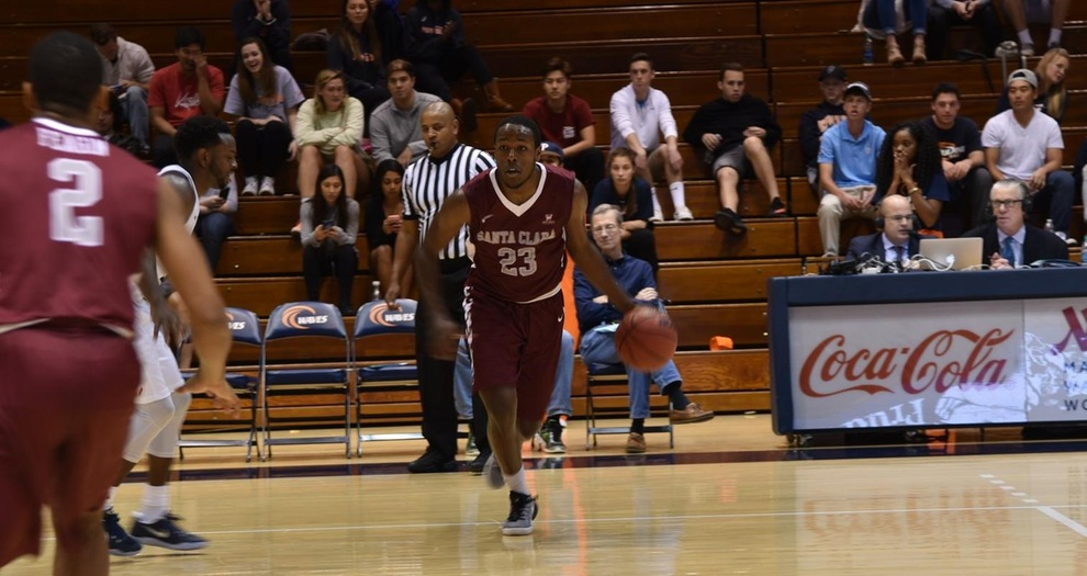 Hot-Shooting Second Half Helps Men's Basketball Pull Away from Pepperdine