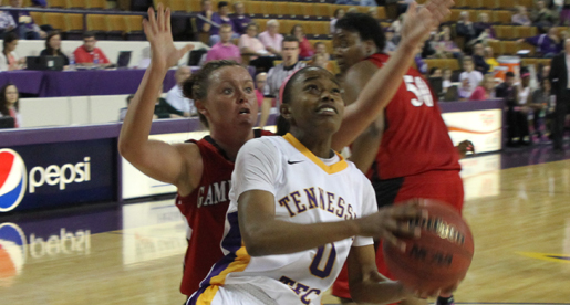 Women's Basketball falters against Eastern Kentucky