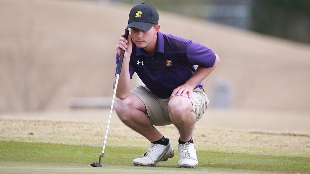 Tech men's golf team headed to Muscle Shoals for OVC Championships