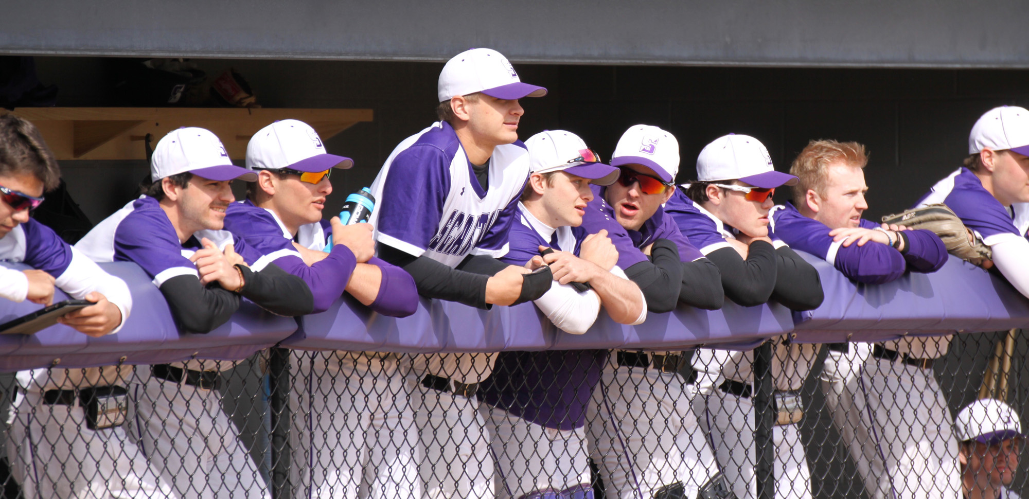 The University of Scranton baseball program has opened a team store that will be open until Sunday, January 19. © Photo by Timothy R. Dougherty / doubleeaglephotography.com