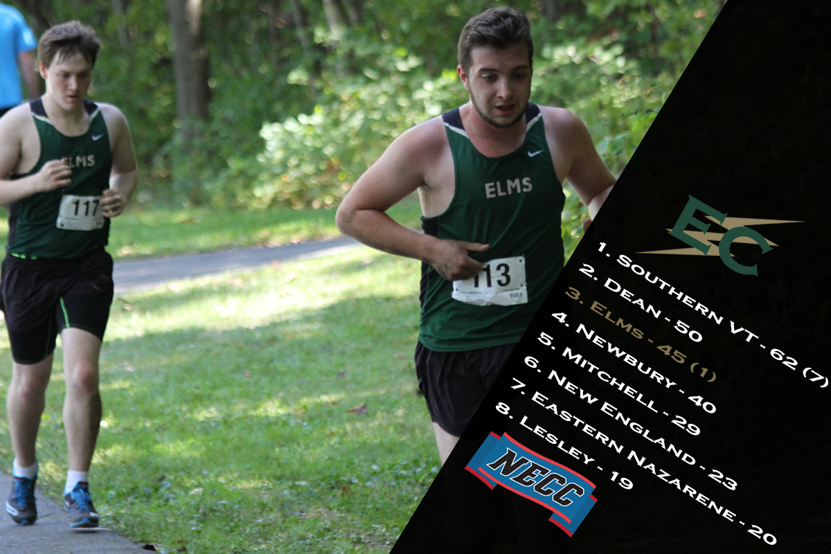 Elms Men's Cross Country Picked To Finish Third In NECC