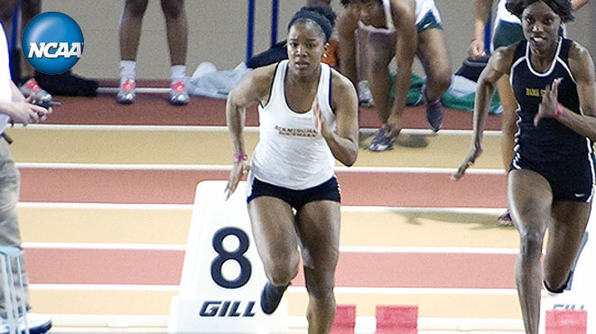 Four SCAC individuals qualify for 2012 NCAA Indoor Track & Field Championships
