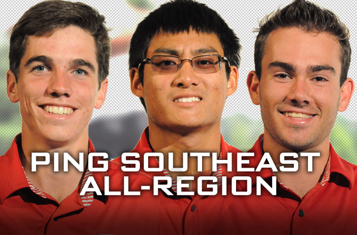 Golf: Trio of Panthers selected to PING Southeast All-Region team