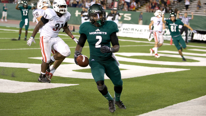 CAL POLY RELIES ON RUSHING ATTACK IN WIN OVER FOOTBALL